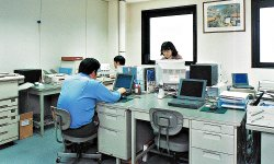 研究開発室(インキュベートルーム)