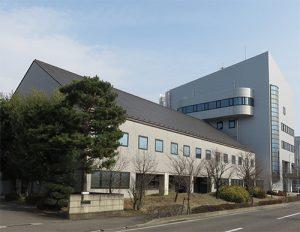 松本ものづくり産業支援センター 全景